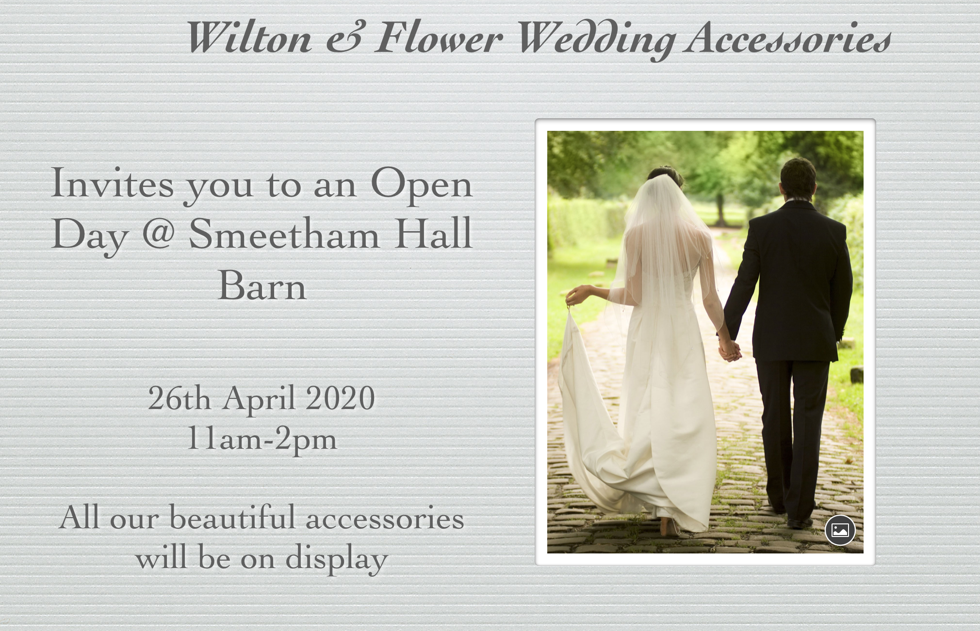 Open Day @ Smeetham Hall Barn